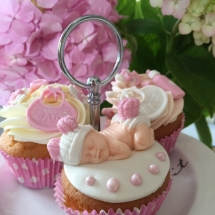 Babycupcakes decoration deluxe details